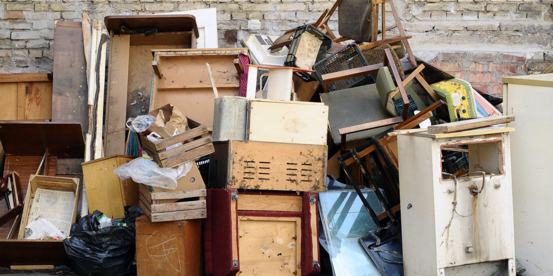 Smaltimento mobili vecchi venezia