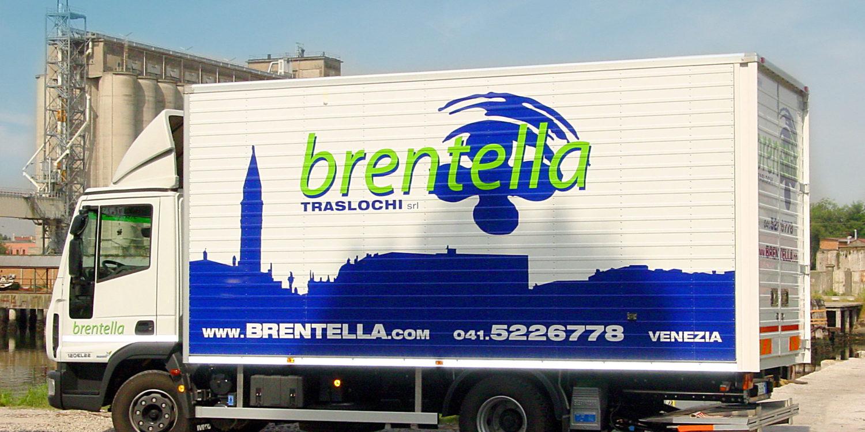 Traslochi venezia camion