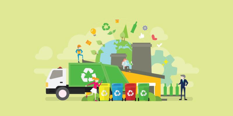 Decomposizione rifiuti