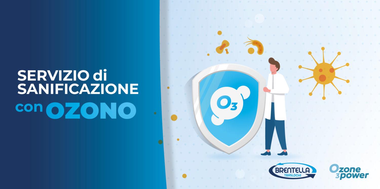Sanificazione ozono venezia
